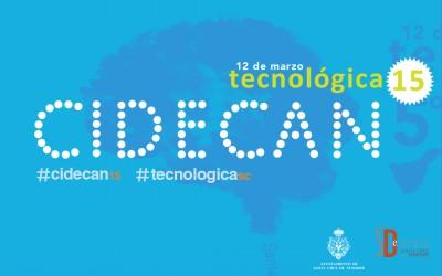 #TecnologicaSC: Información sobre asesorías y talleres gratuitos de CIDECAN en Tecnológica Santa Cruz 2015