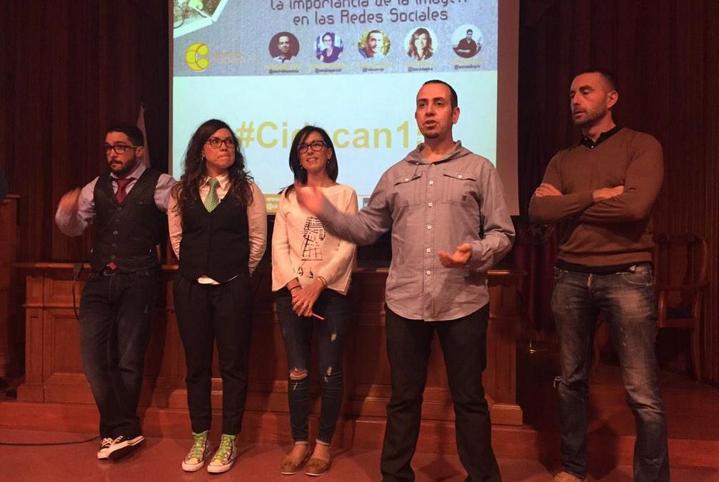 """#UNED: Visualiza las intervenciones de los compañeros de Cidecan en la Masterclass: """"La importancia de la imagen en redes sociales"""""""
