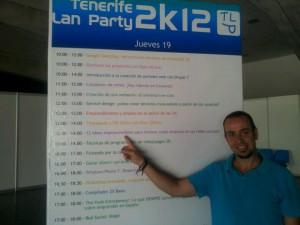 """TLP 2012 """"12 escalones hacia el éxito empresarial"""""""