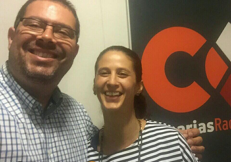 CIDECAN en Canarias mi mundo con Sonia Pagés, la innovación se llama Take up