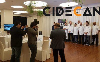 Cómo cubrimos un evento en vivo:  I Feria Gastronómica Palmera