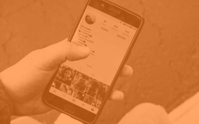 """Instagram, una red social que viene """"pisando fuerte"""""""