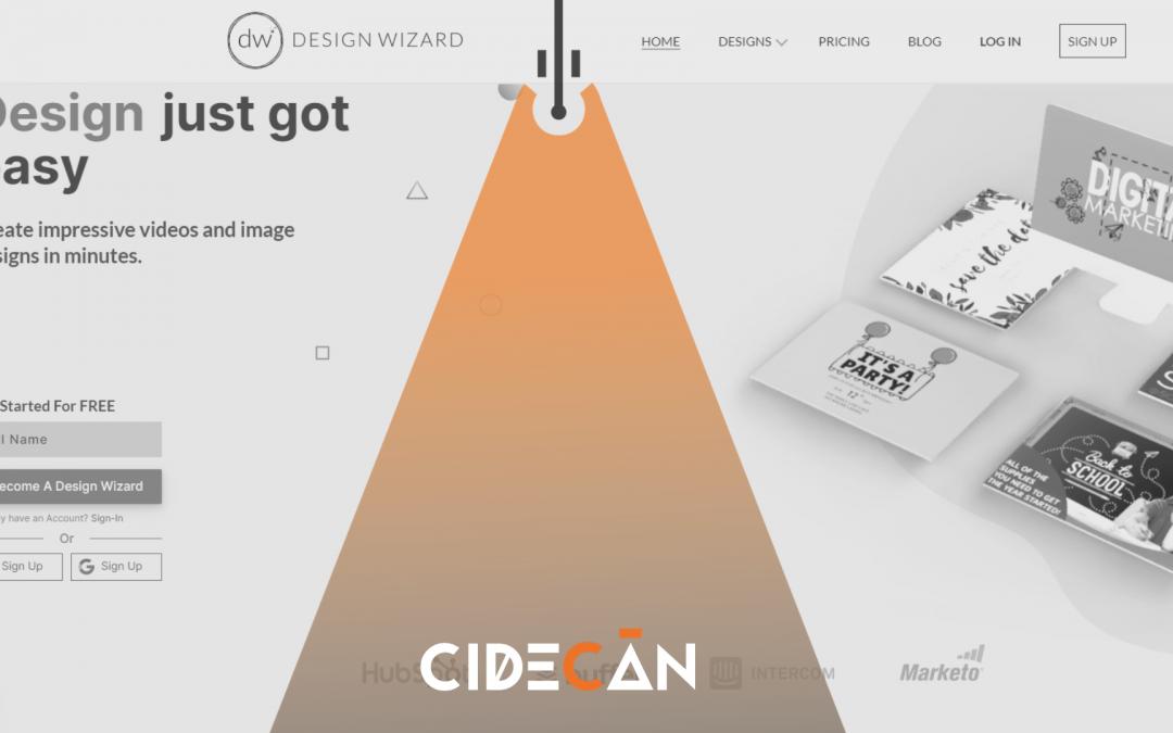 PikWizard, la magia de tenerlo todo en una única web: banco de imágenes y vídeo además de un editor en línea