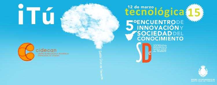 #TecnologicaSC: CIDECAN patrocina e impartirá talleres y asesoramientos gratuitos en Tecnológica Santa Cruz 2015
