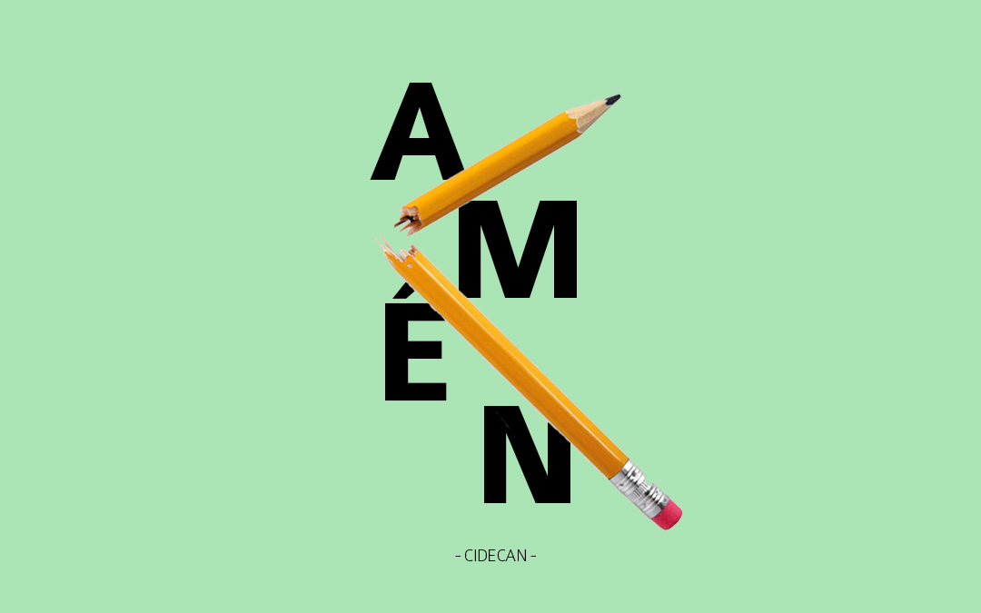 Amén se escribe sin hache