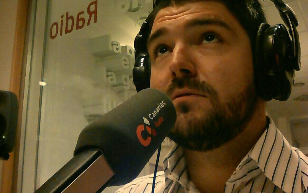 CIDECAN en Canarias mi mundo con Antonio J. Padrón, el hombre detrás de un teléfono