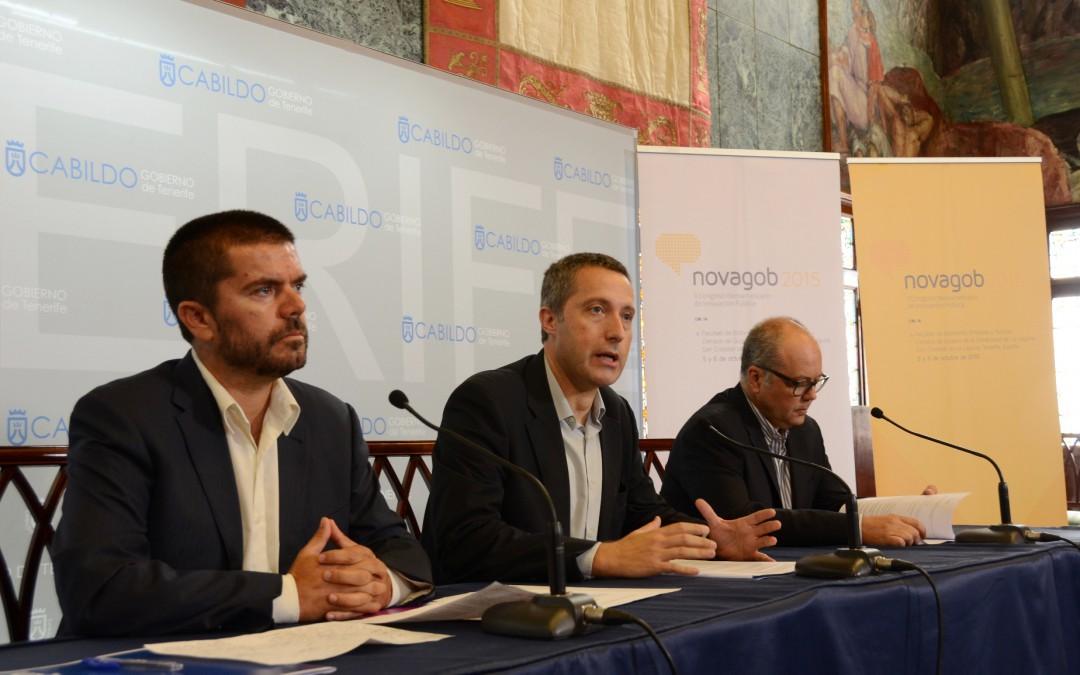Tenerife acoge el II Congreso Iberoamericano de Innovación Pública #Novagob2015