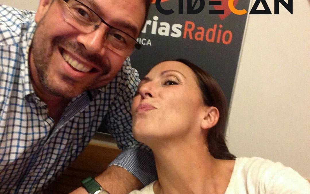 CIDECAN en Canarias mi mundo con Natalia González, nuestra intrépida «Explorer»