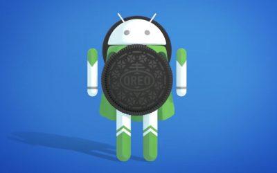 Google anuncia Android Oreo, la versión 8.0 de su sistema operativo.