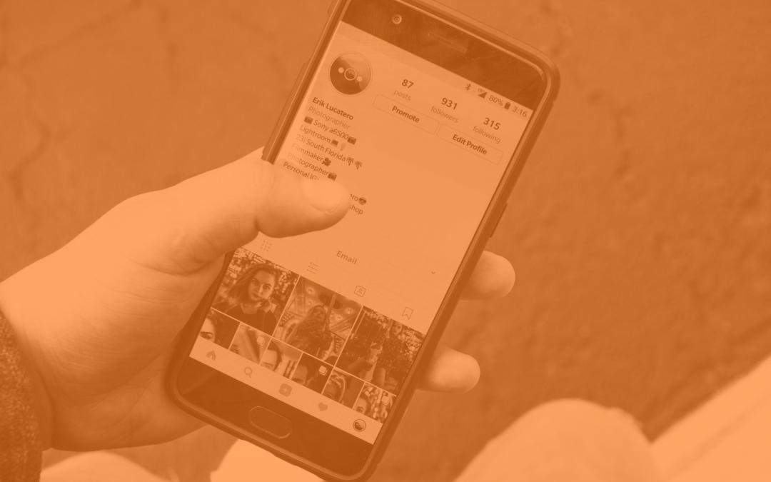 Instagram, una red social que viene «pisando fuerte»